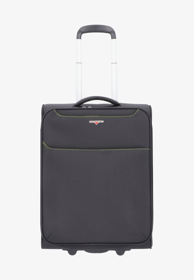 XLIGHT - Wheeled suitcase - black