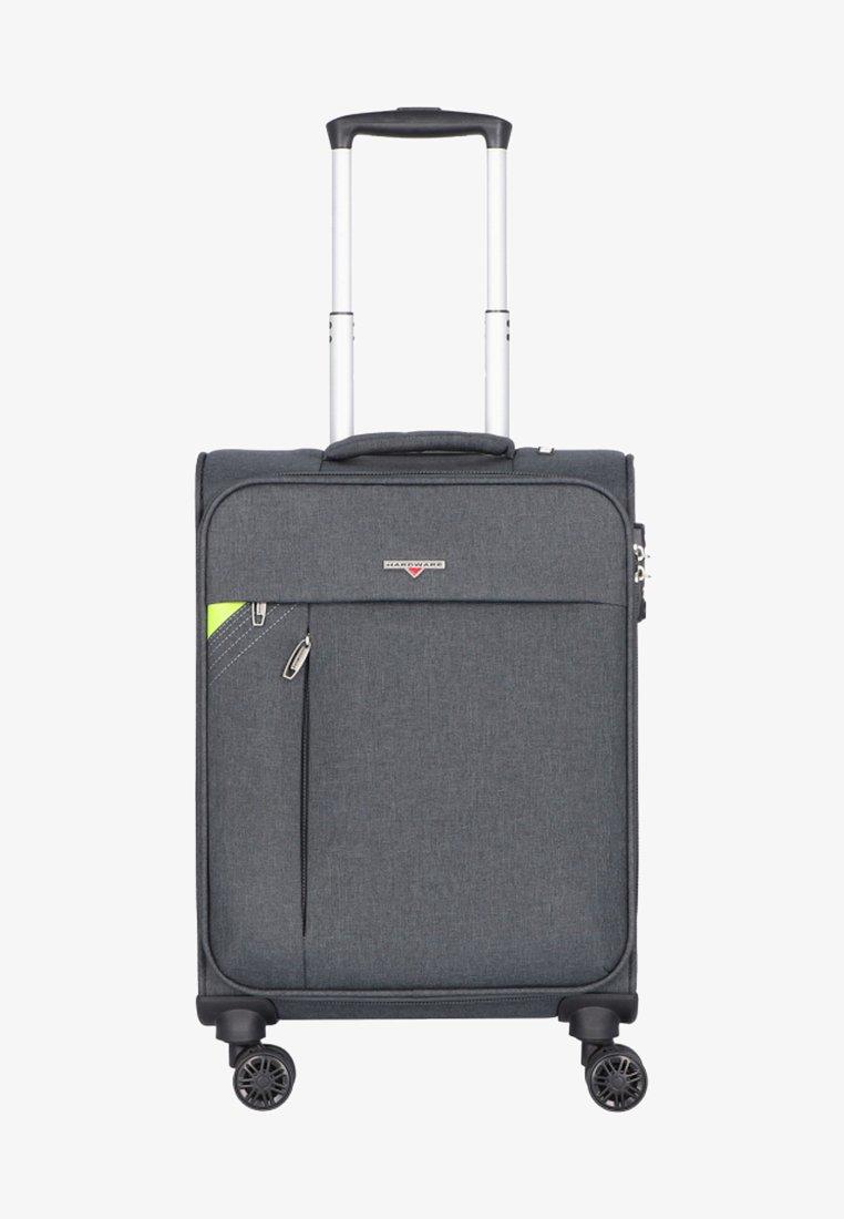 Hardware - REVOLUTION - Wheeled suitcase - dark grey