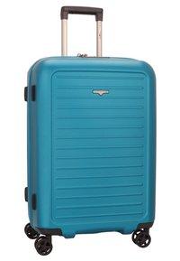 Hardware - Wheeled suitcase - caribbean blue - 3