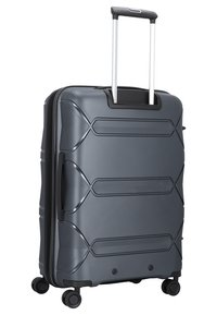 Hardware - 3PACK - Luggage set - dark grey - 1