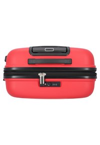 Hardware - 3PACK - Luggage set - red - 5