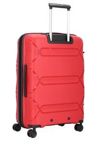 Hardware - 3PACK - Luggage set - red - 1