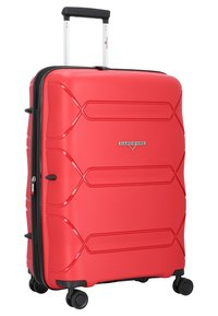 Hardware - 3PACK - Luggage set - red - 4