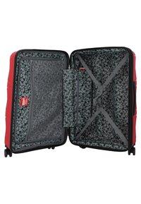 Hardware - 3PACK - Luggage set - red - 3