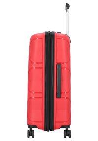 Hardware - 3PACK - Luggage set - red - 2