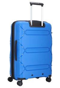 Hardware - 3PACK - Luggage set - cobalt blue - 1