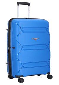Hardware - 3PACK - Luggage set - cobalt blue - 4