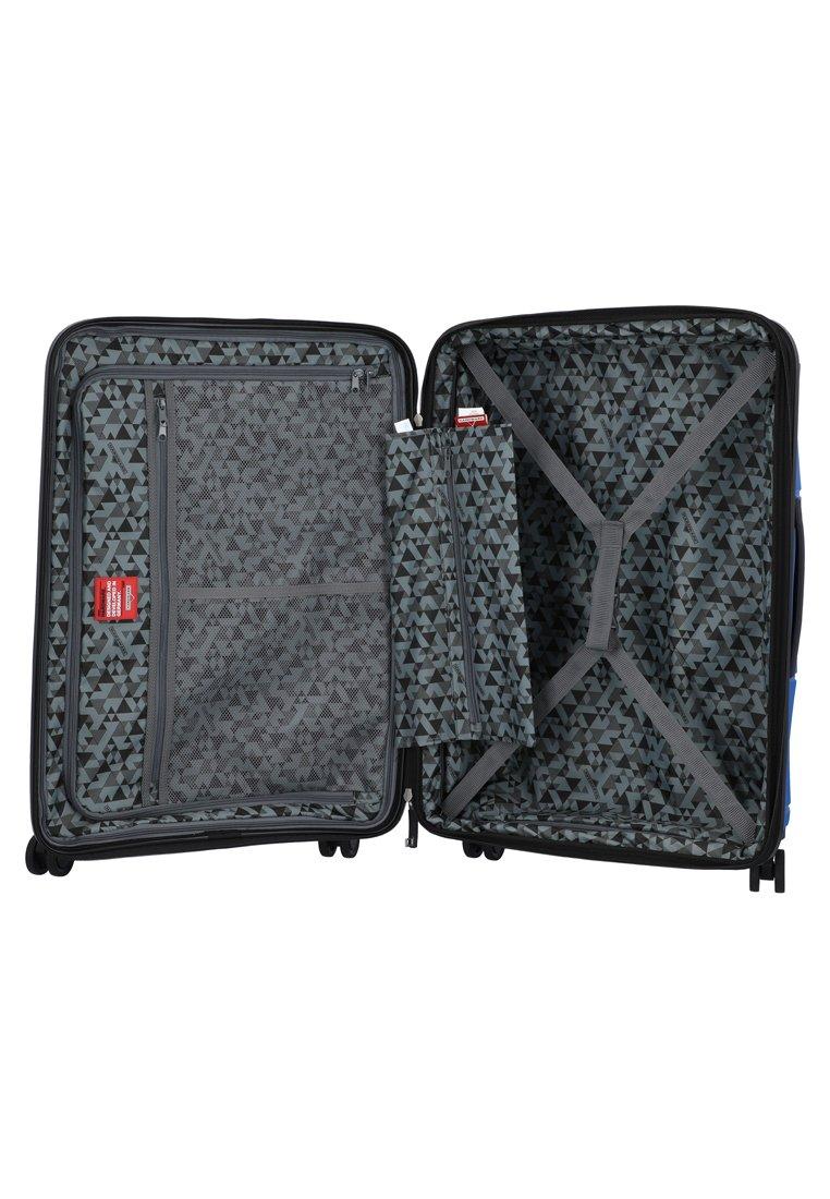 Hardware 3PACK - Set di valigie - cobalt blue