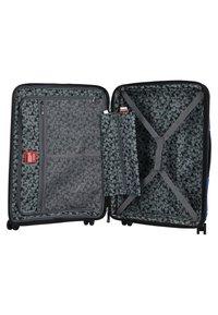 Hardware - 3PACK - Luggage set - cobalt blue - 3