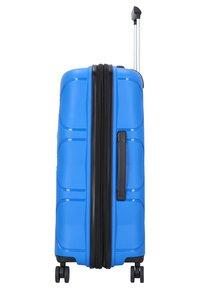 Hardware - 3PACK - Luggage set - cobalt blue - 2