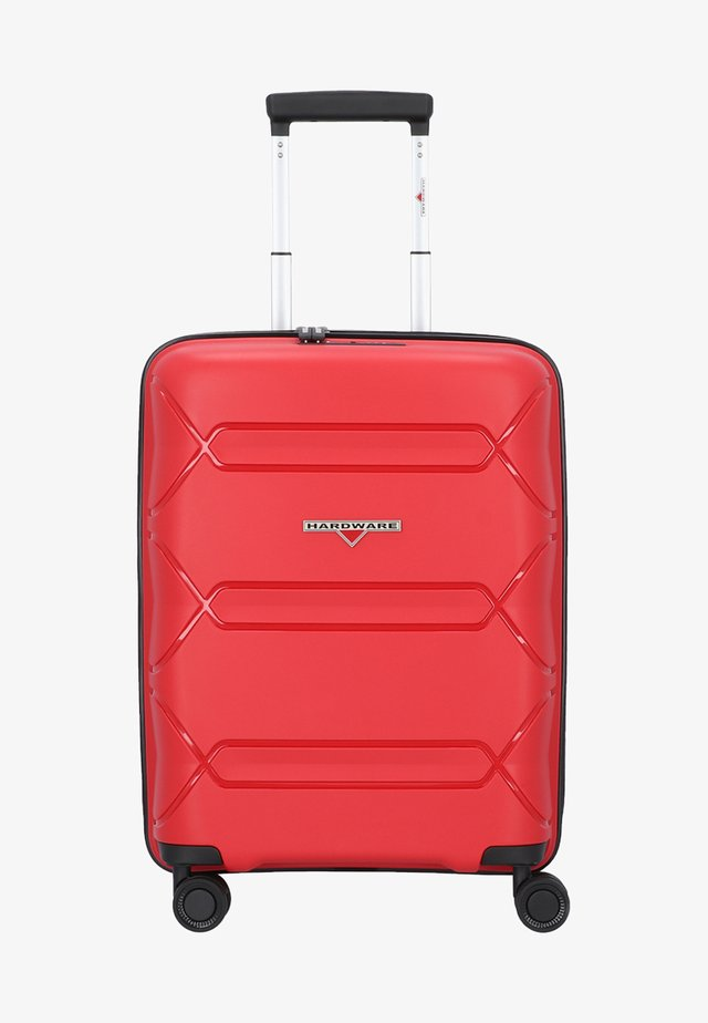 TOKYO - Wheeled suitcase - red