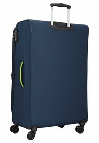 Hardware - REVOLUTION - Wheeled suitcase - dark blue - 1