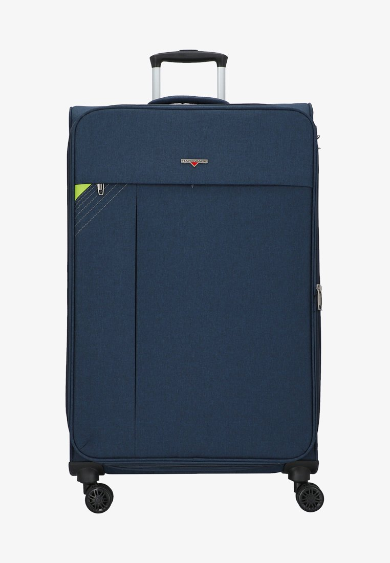 Hardware - REVOLUTION - Wheeled suitcase - dark blue