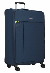 Hardware - REVOLUTION - Wheeled suitcase - dark blue - 4