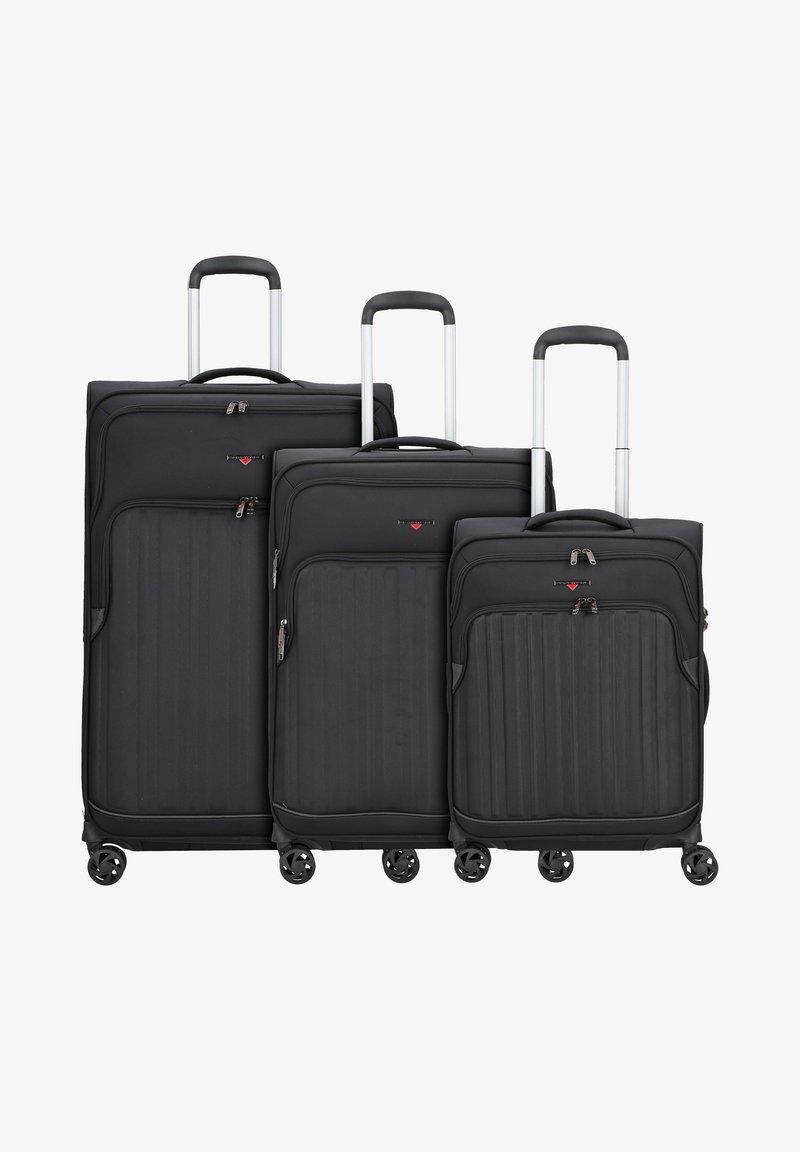 Hardware - 3 PACK - Luggage set - black