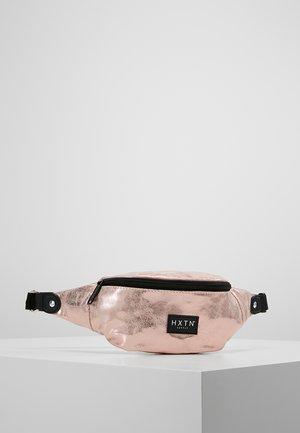 ONE BUM BAG - Ledvinka - rose gold