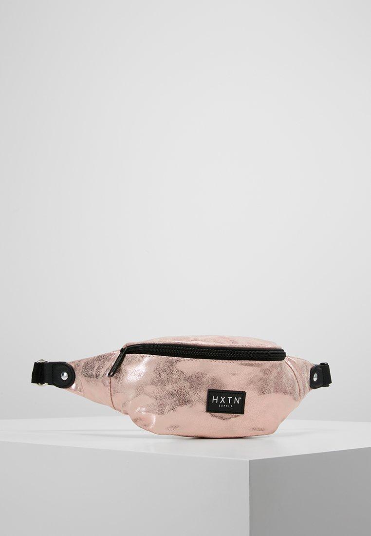 HXTN Supply - ONE BUM BAG - Ledvinka - rose gold