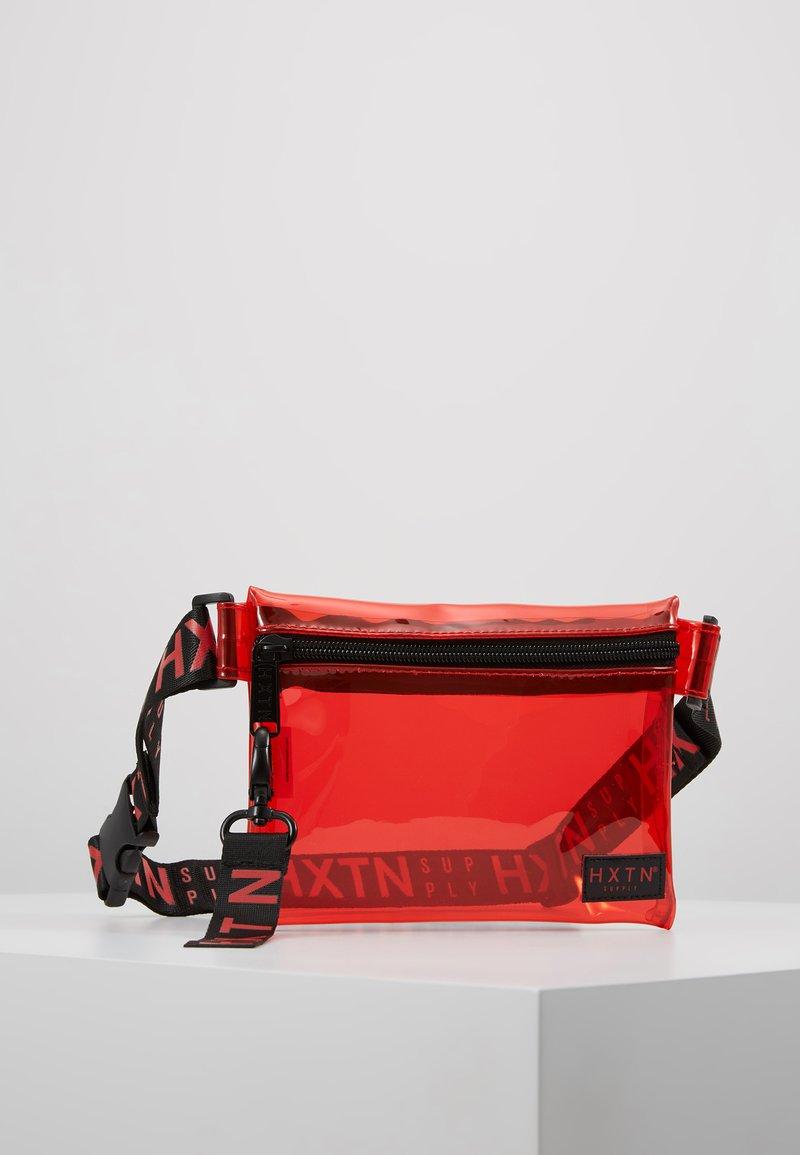 HXTN Supply - PRIME CROSSBODY - Gürteltasche - red