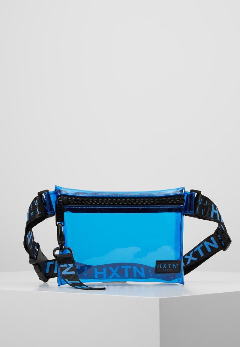 HXTN Supply - PRIME CROSSBODY - Rumpetaske - blue