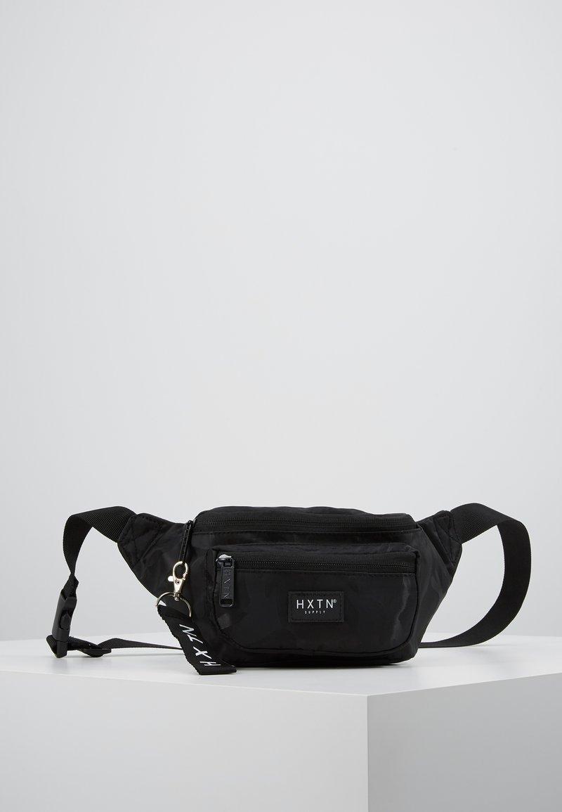 HXTN Supply - PRIME DELUXEBUM BAG - Heuptas - black