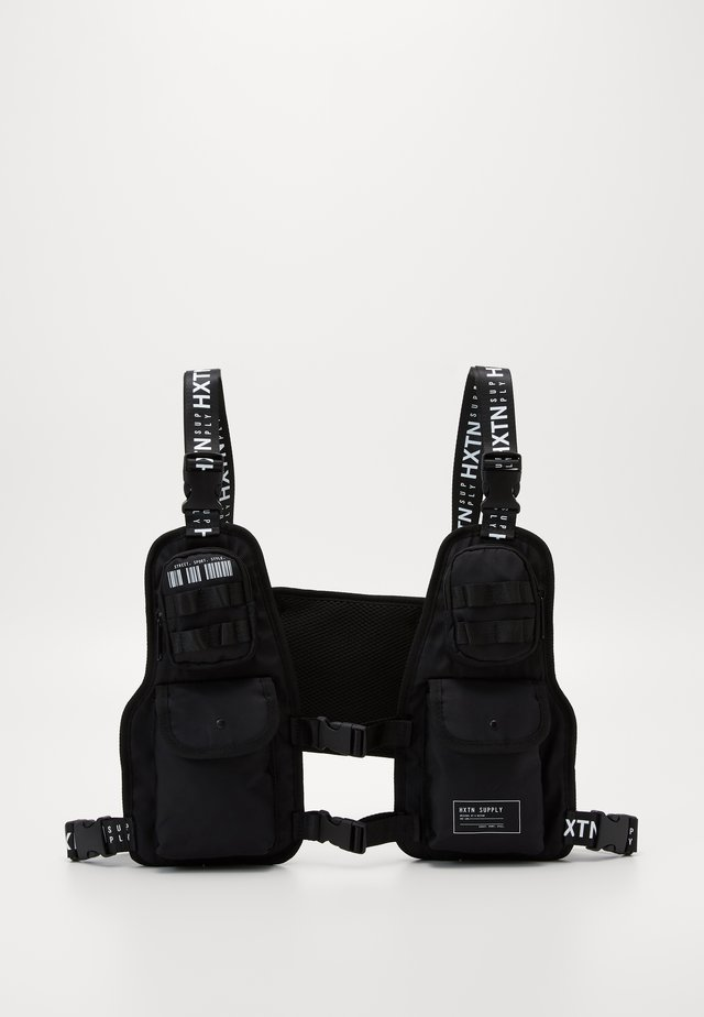 PRIME HARNESS BAG - Schoudertas - black