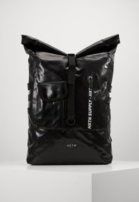HXTN Supply - UTILTIY LANDSCAPE ROLL BAG - Rucksack - black - 0