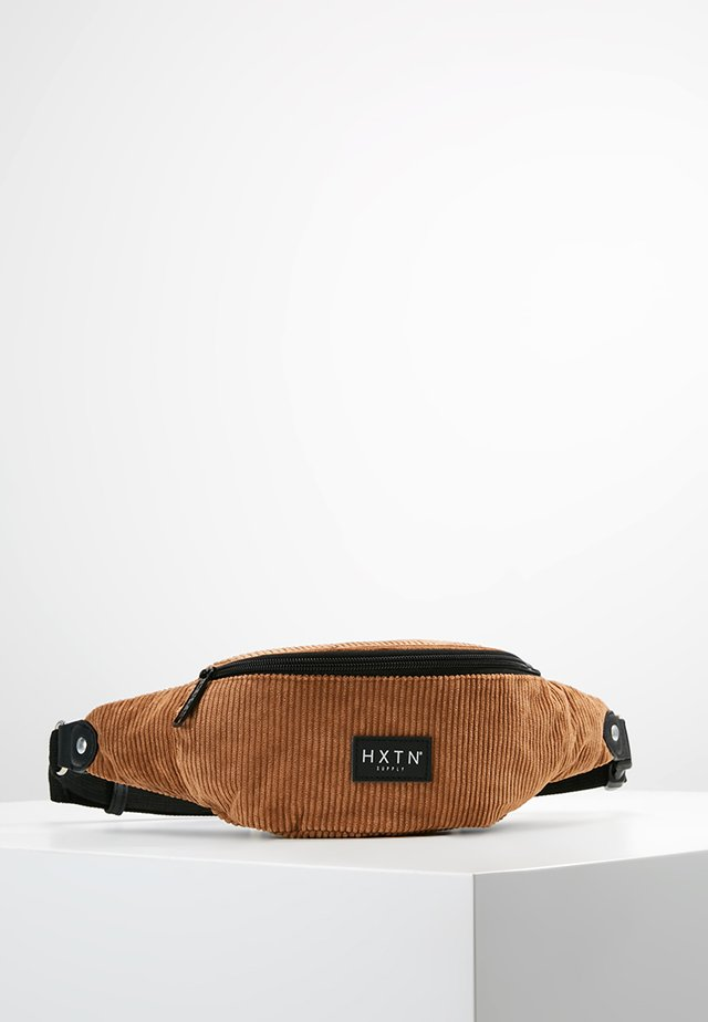 ONE BUM BAG - Heuptas - tan
