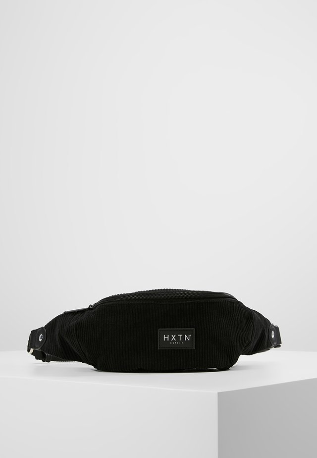 ONE BUM BAG - Saszetka nerka - black