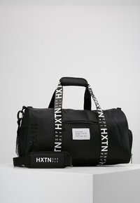 HXTN Supply - PRIME DUFFLE - Sportväska - black - 0