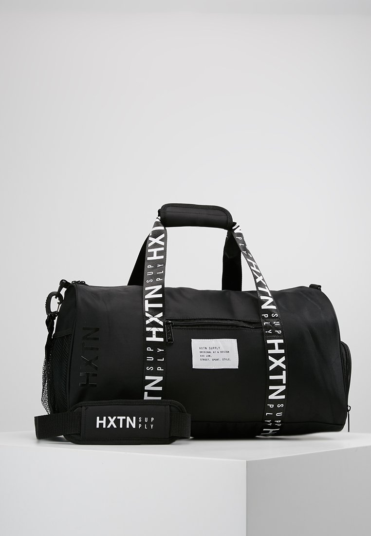 HXTN Supply - PRIME DUFFLE - Sportväska - black