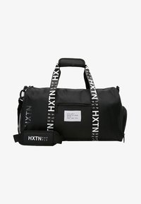 HXTN Supply - PRIME DUFFLE - Sportväska - black - 6