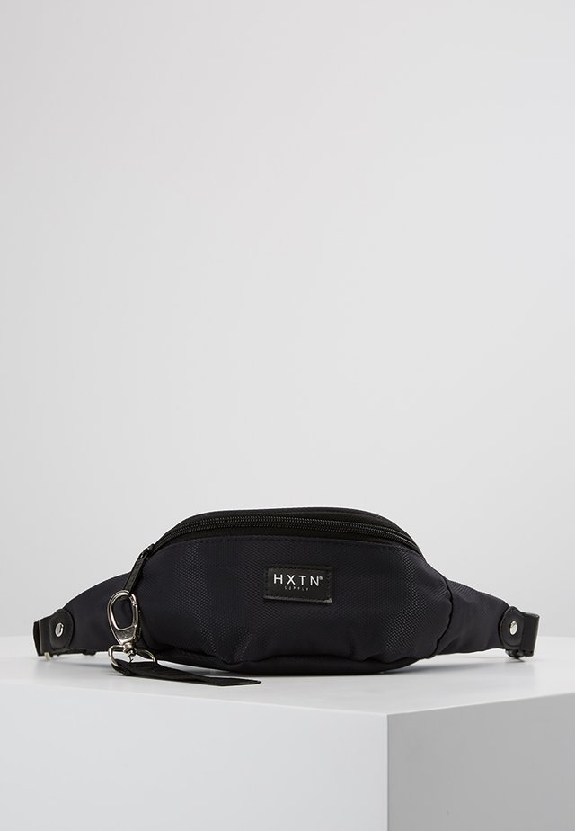 PRIME BUM BAG - Saszetka nerka - black