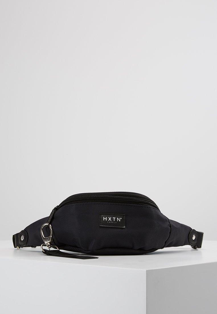 HXTN Supply - PRIME BUM BAG - Ledvinka - black