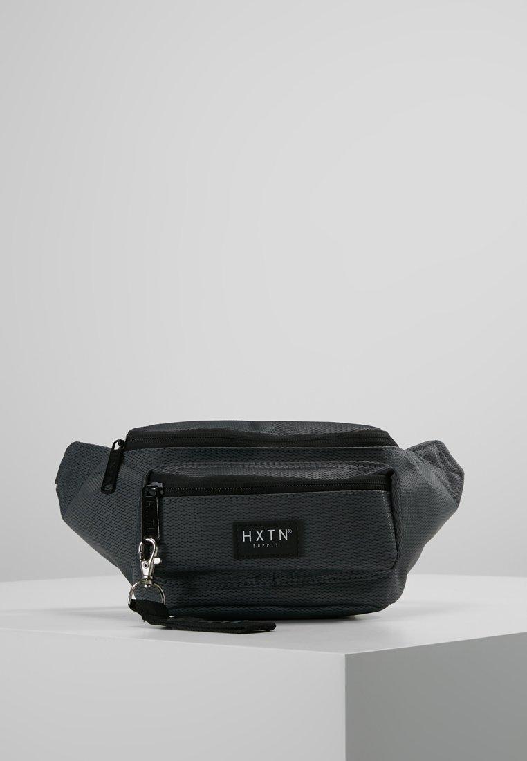 HXTN Supply - PRIME DELUXE BUM BAG - Sac banane - charcoal