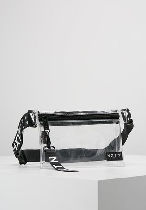 PRIME CROSSBODY - Rumpetaske - optic clear