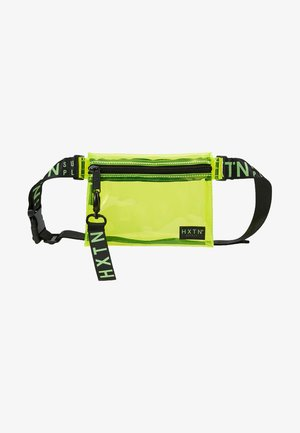 PRIME CROSSBODY - Rumpetaske - optic lime