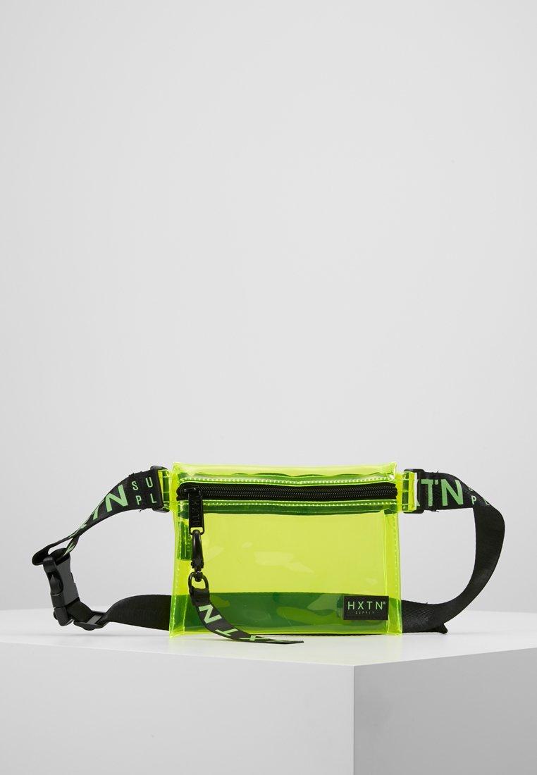 HXTN Supply - PRIME CROSSBODY - Rumpetaske - optic lime