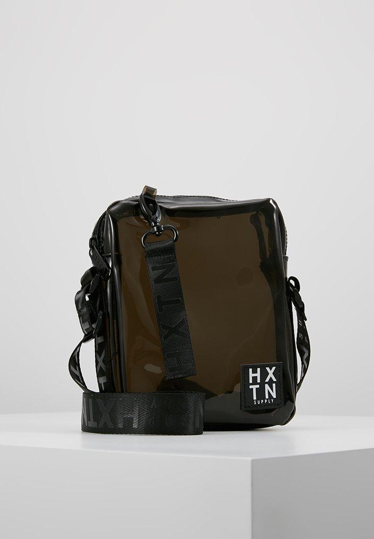 HXTN Supply - PRIME PATROL - Borsa a tracolla - optic  black
