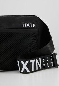 HXTN Supply - UTLITY CROSSBODY - Skulderveske - black - 7