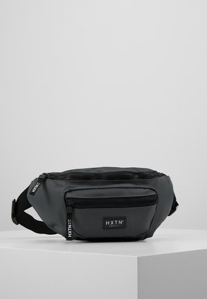 UTILITY TRANSPORTER BUM BAG - Ledvinka - charcoal