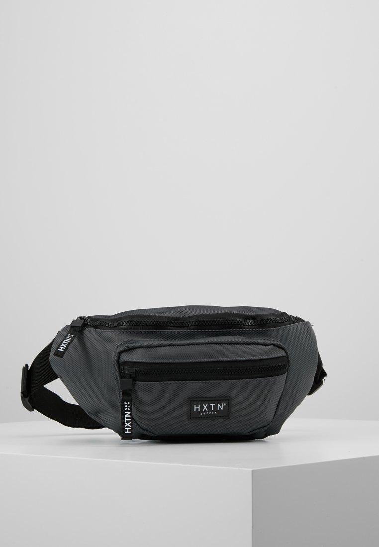 HXTN Supply - UTILITY TRANSPORTER BUM BAG - Ledvinka - charcoal