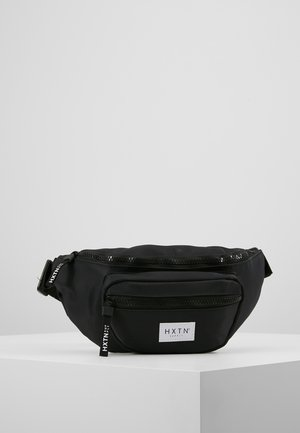 UTILITY TRANSPORTER BUM BAG - Ledvinka - black