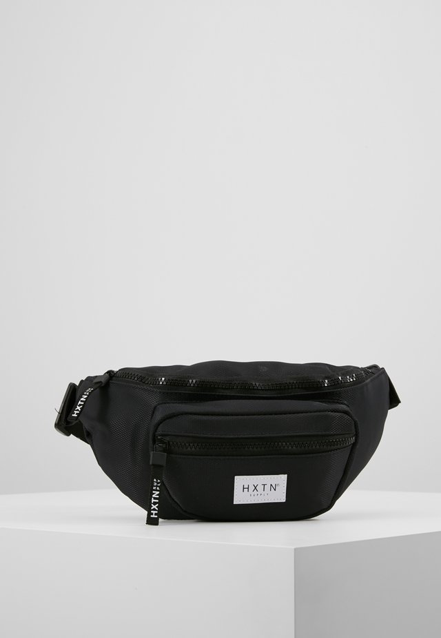 UTILITY TRANSPORTER BUM BAG - Rumpetaske - black