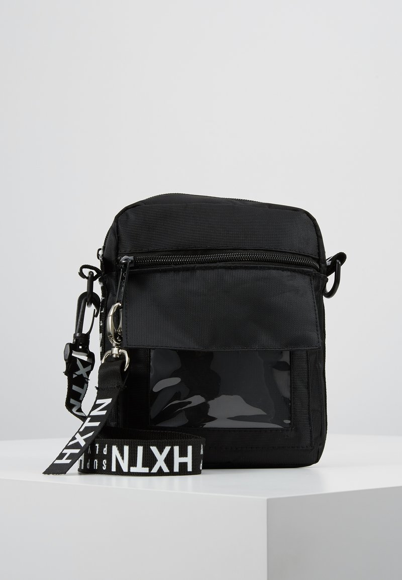 HXTN Supply - PRIME WINDOW SHOULDER - Umhängetasche - black