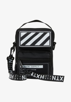 UTILITY TACTICAL SHOULDER - Across body bag - black