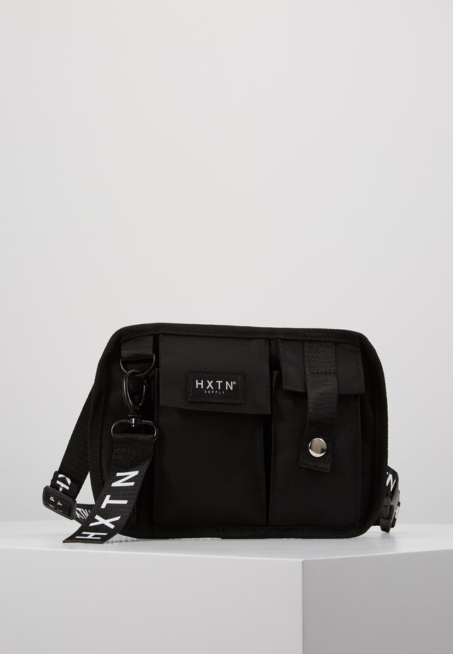 PRIME FACTION CROSSBODY - Heuptas - black