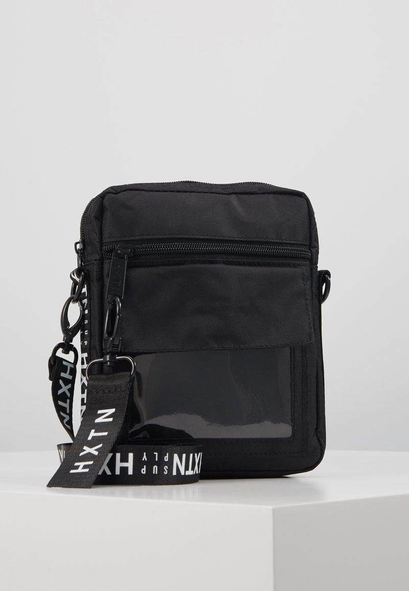 HXTN Supply - UTILITY INDICATOR - Across body bag - black