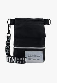 HXTN Supply - PRIME SHOULDER POUCH - Across body bag - black - 6