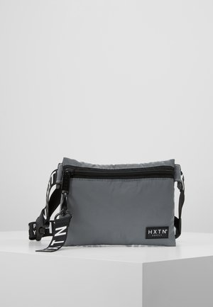 PRIME CROSSBODY - Across body bag - grey