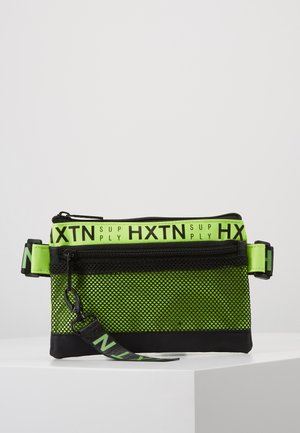 PRIME DELUXE CROSSBODY - Across body bag - neon yellow